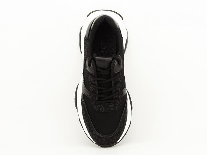 Sneakers negri Crina 2