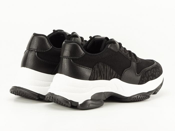 Sneakers negri Crina 5