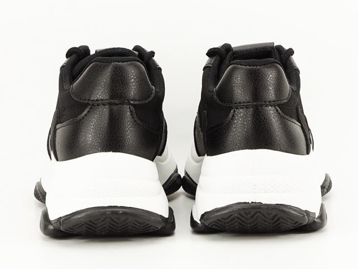 Sneakers negri Crina 4
