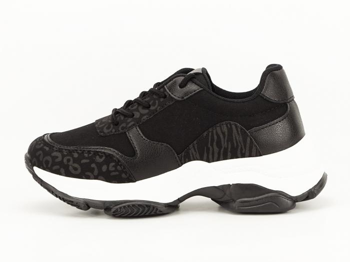 Sneakers negri Crina 0
