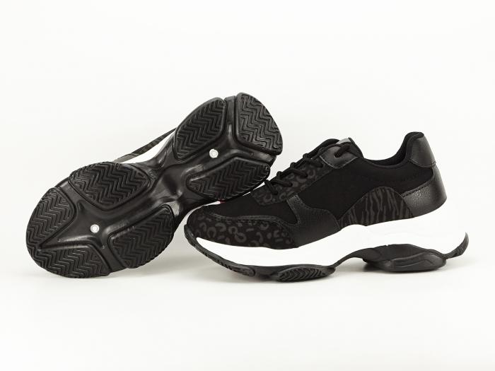 Sneakers negri Crina 1