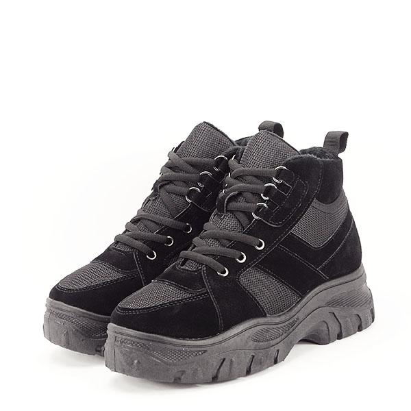 Sneakers negri Lavinia [0]