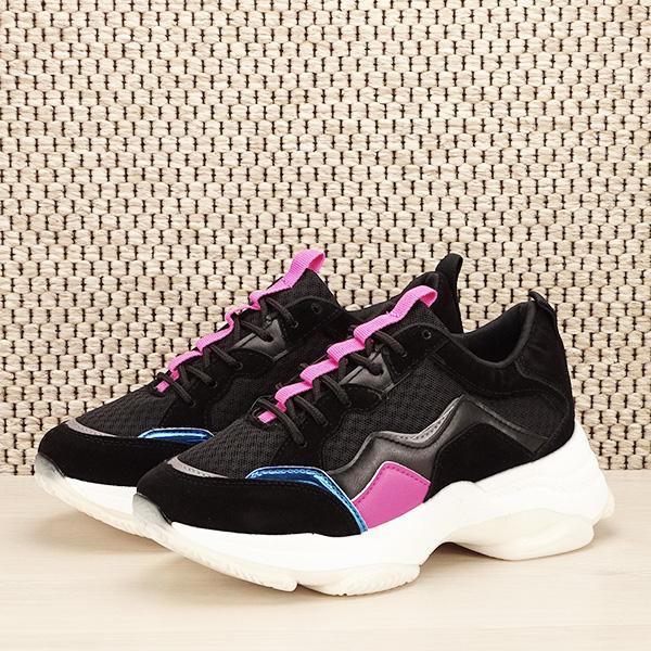 Sneakers negru Alina