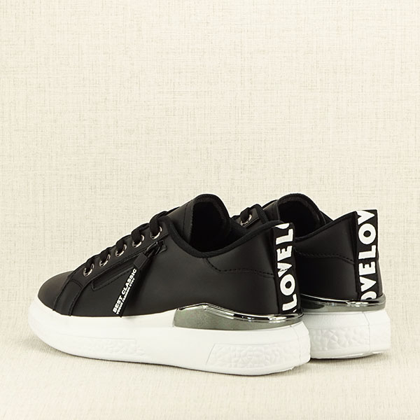 Sneakers negru Brenda [5]