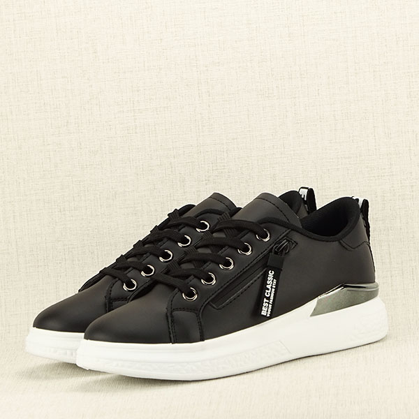 Sneakers negru Brenda [2]