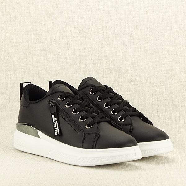 Sneakers negru Brenda [3]