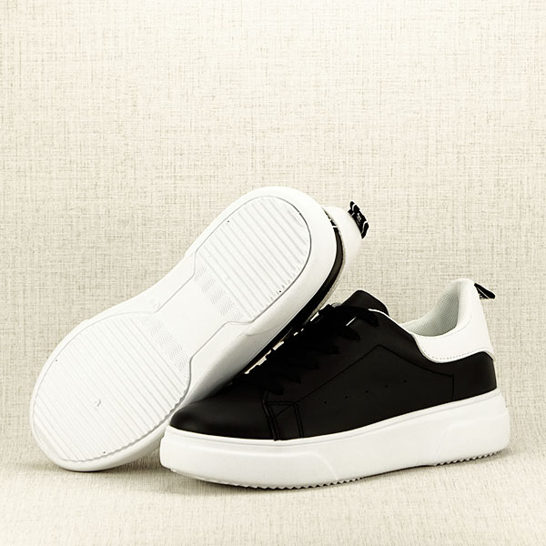 Sneakers negru Estera 7