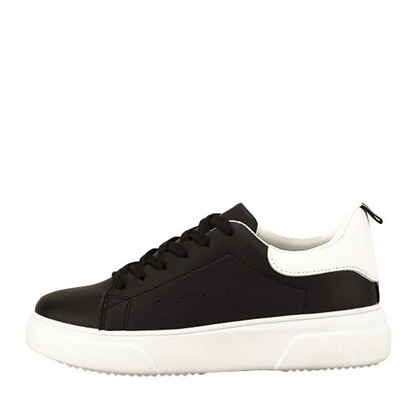 Sneakers negru Estera 0