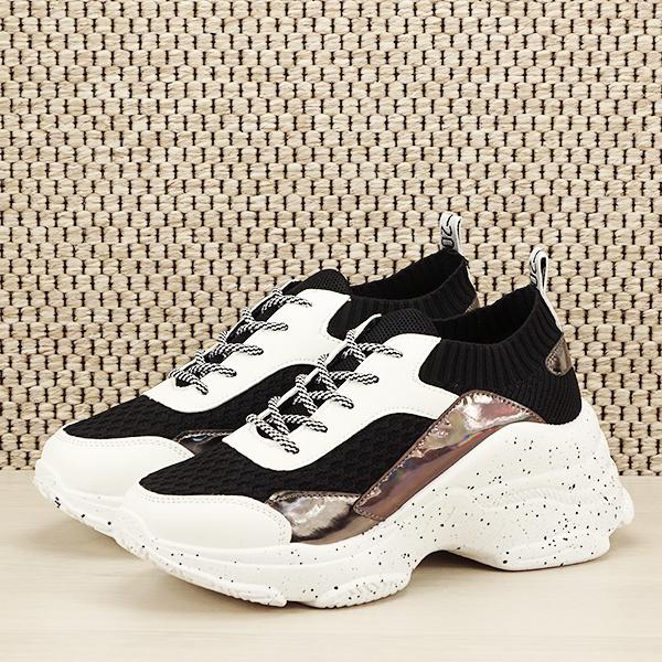 Sneakers negru Martina [1]