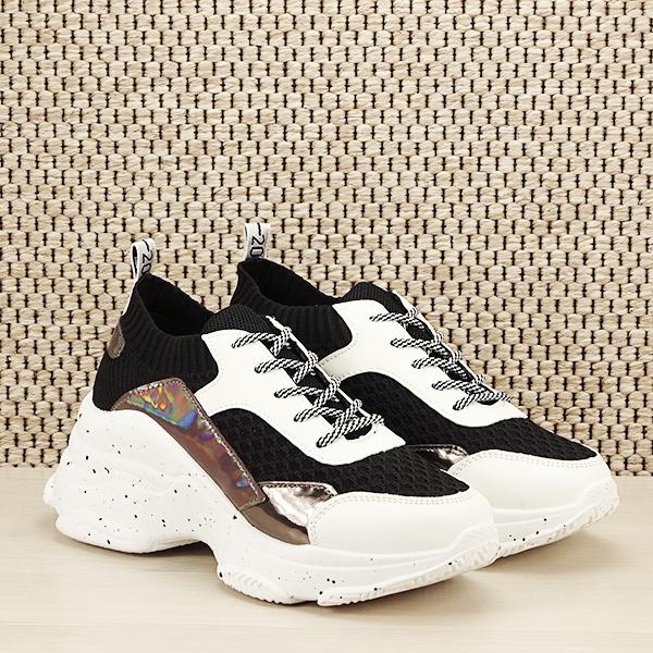 Sneakers negru Martina [2]
