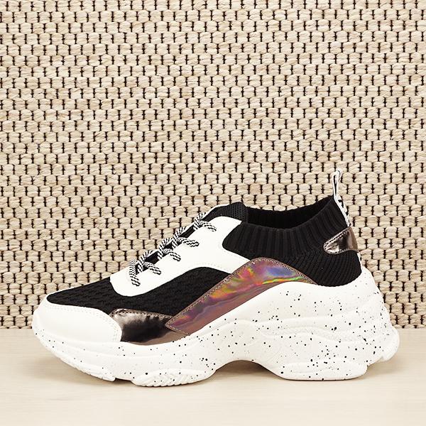 Sneakers negru Martina [0]