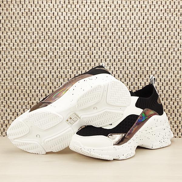 Sneakers negru Martina [7]