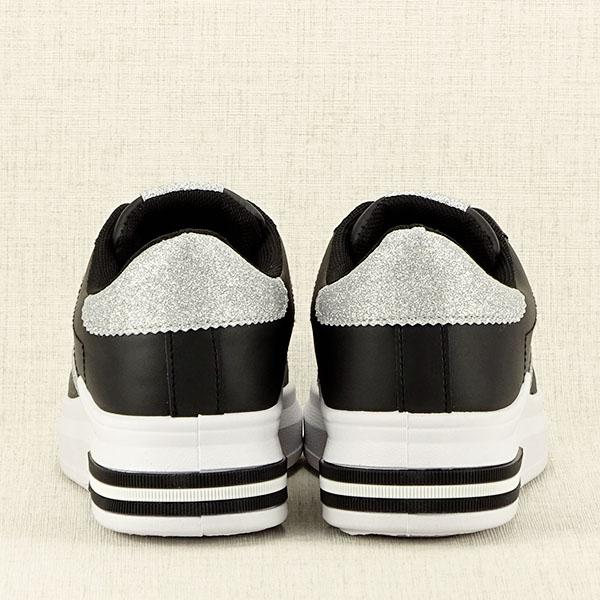 Sneakers negru Sonia 2 6
