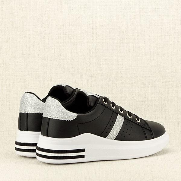Sneakers negru Sonia 2 5