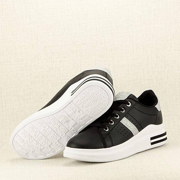 Sneakers negru Sonia 2 7