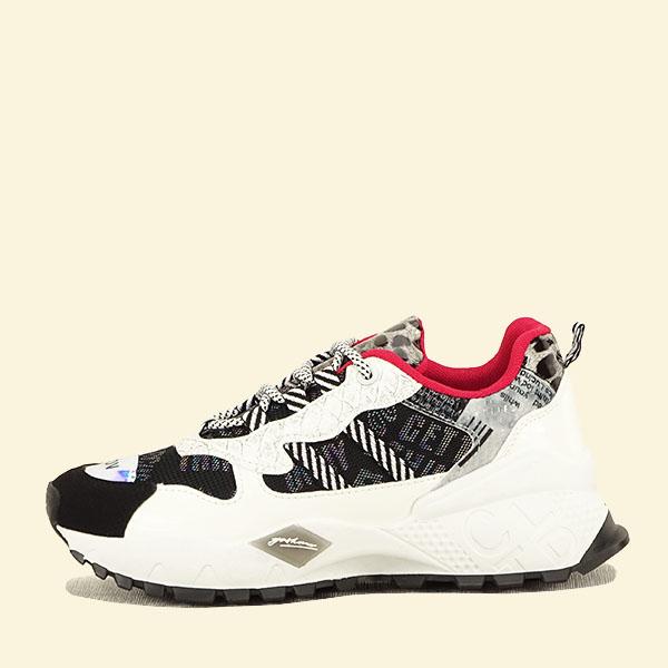 Sneakers negru cu alb Dana 1