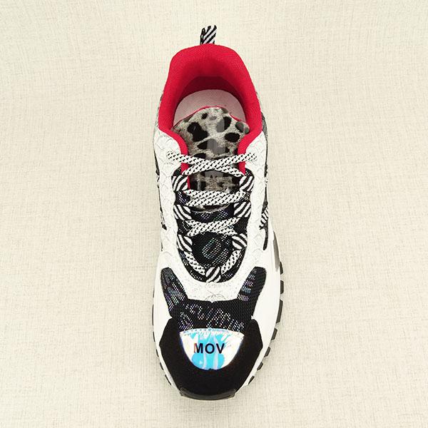 Sneakers negru cu alb Dana 2