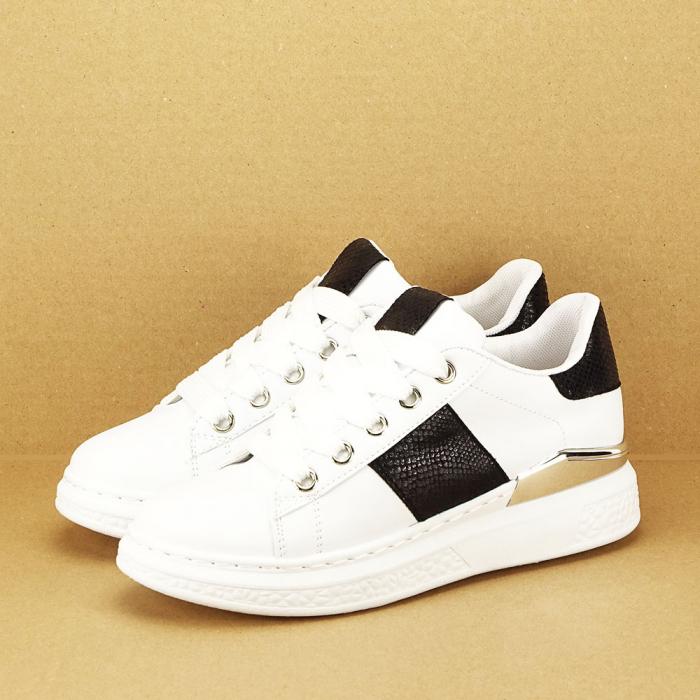 Sneakers albi Nadia [3]