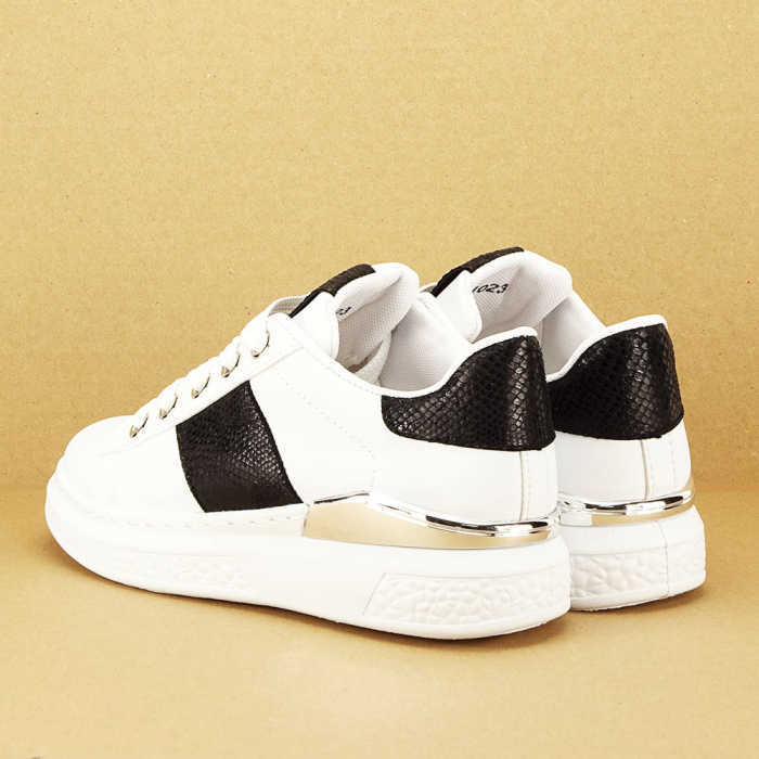 Sneakers albi Nadia [4]