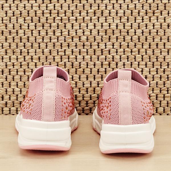 Tenisi copii roz cu pietre Natalia [5]