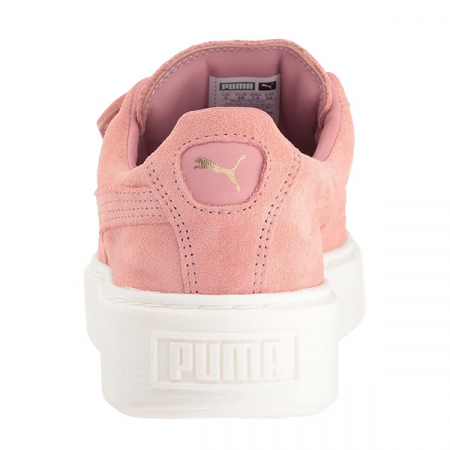 Puma Pantofi sport Suede Platform Strap Wn s din piele intoarsa3