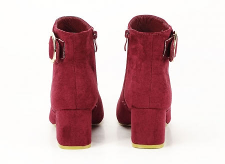 BOTINE BORDO CU TOC MIC JENNIFER3
