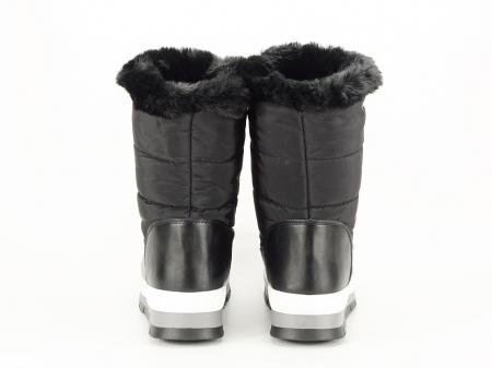 Cizme de zapada negre Winter7