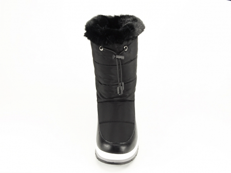 Cizme de zapada negre Winter2