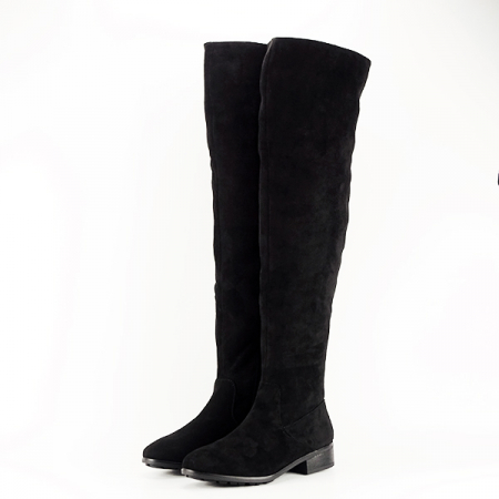 Cizme lungi negre Ramona2