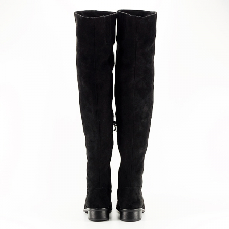 Cizme lungi negre Ramona [6]