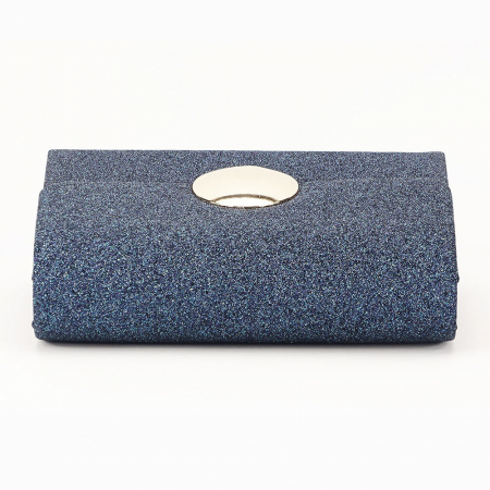 Geanta clutch albastru Emma3