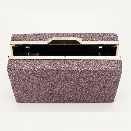 Geanta clutch bordo Eliza5