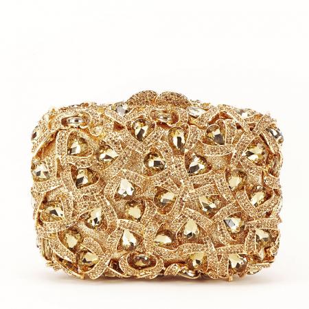 Geanta clutch de lux aurie Rihanna1