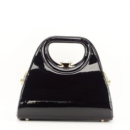 Geanta neagra eleganta Sonia1