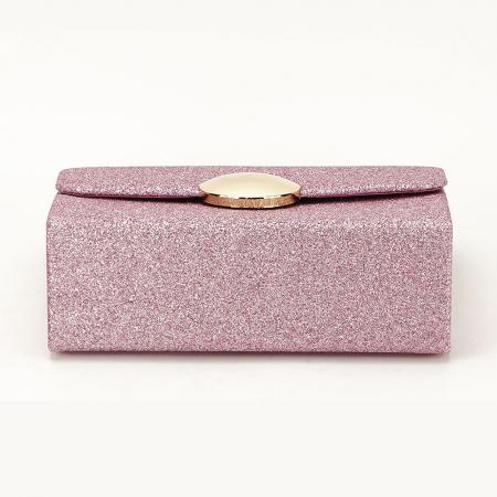 Geanta roz tip plic Emma4
