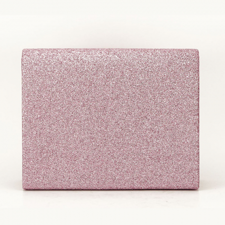Geanta roz tip plic Emma2