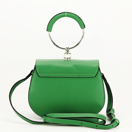 Geanta verde de talie mica Dalia [3]