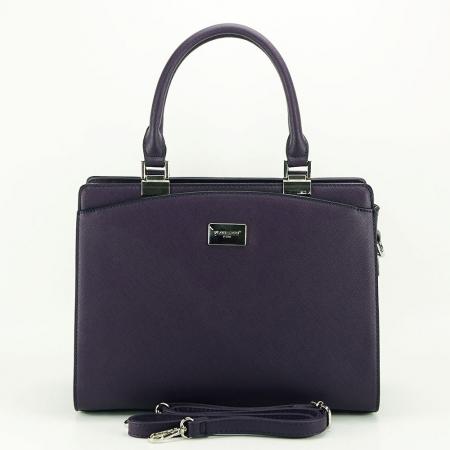 Geanta violet Jeffry4