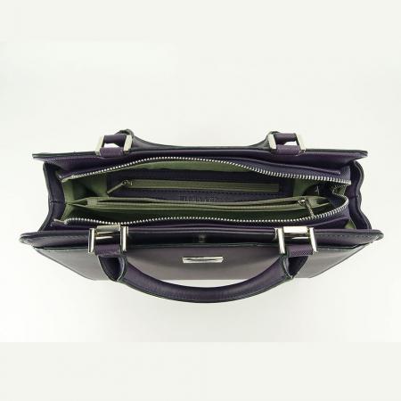 Geanta violet Jeffry5