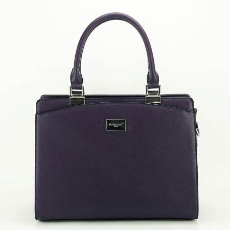 Geanta violet Jeffry0
