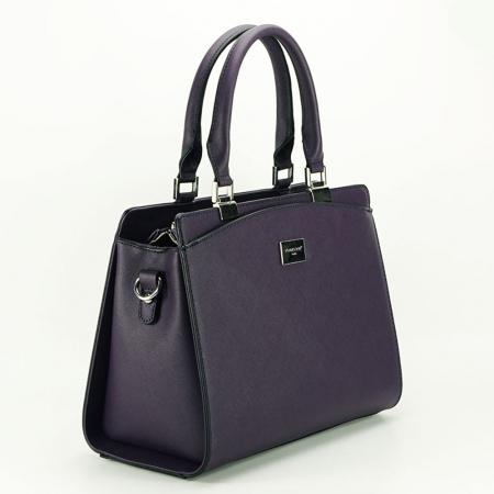 Geanta violet Jeffry1