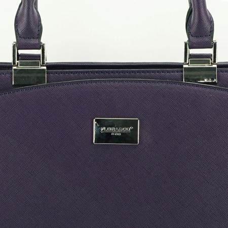 Geanta violet Jeffry2