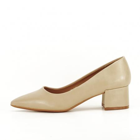 Pantofi bej Anita [0]