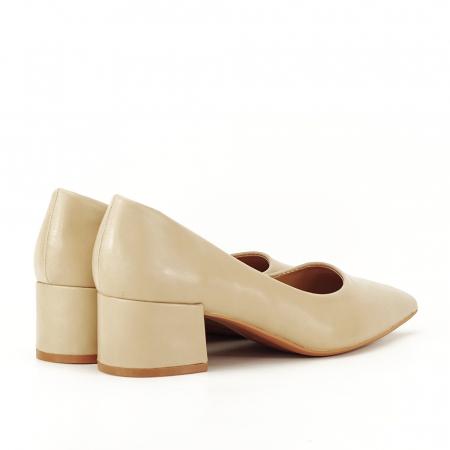 Pantofi bej Anita6