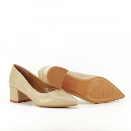 Pantofi bej Anita [7]