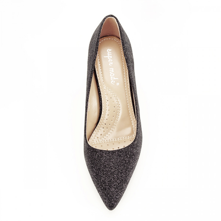 Pantofi eleganti negri Claudia [6]