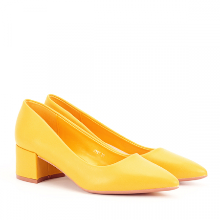 Pantofi galbeni Anita [2]