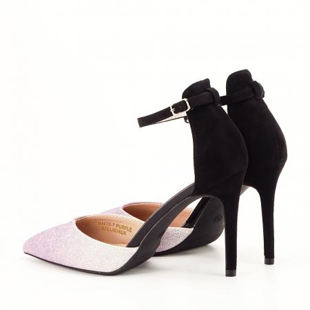 Pantofi in doua culori Johanna5