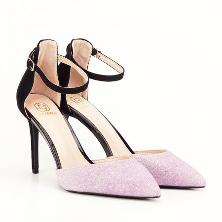 Pantofi in doua culori Johanna1