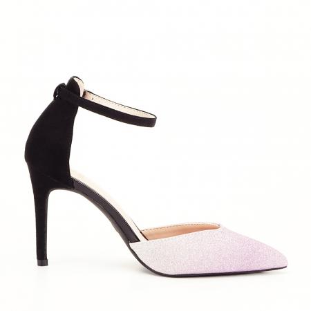 Pantofi in doua culori Johanna8